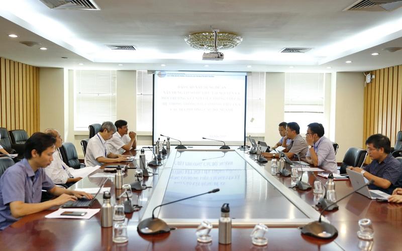Triển khai thực hiện Công văn số 3499/BTNMT-CNTT, ngày 22/7/2019 của Bộ Tài nguyên và Môi trường.