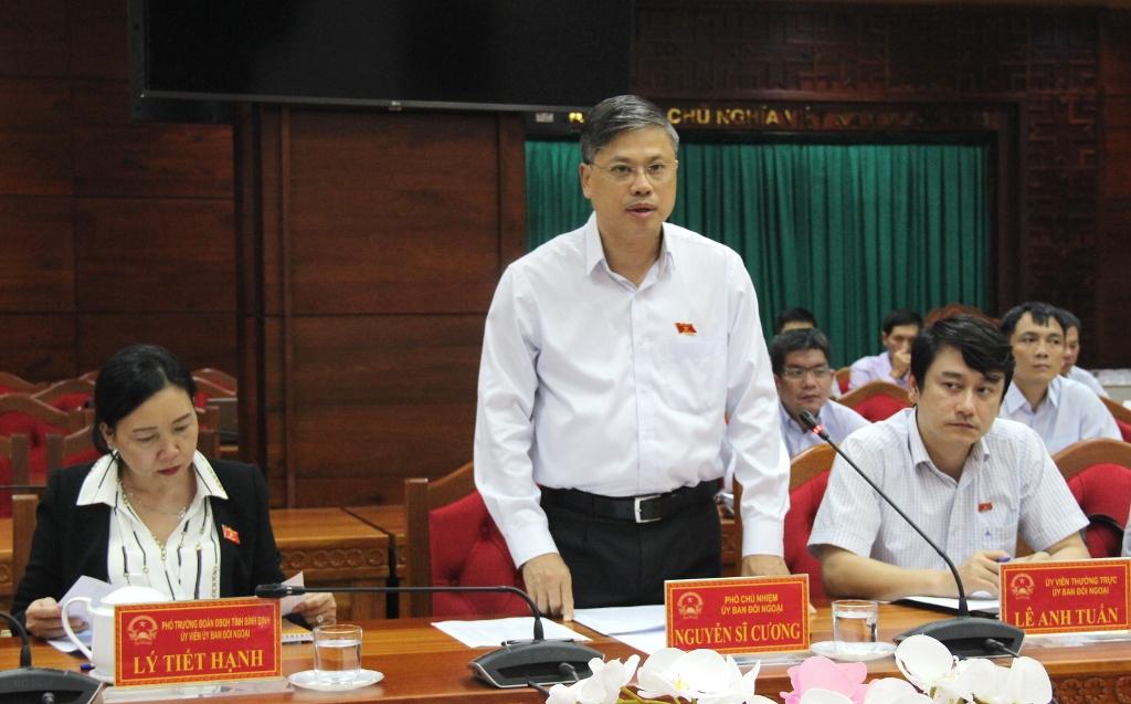Giám sát tình hình thực hiện các điều ước quốc tế về ứng phó với biến đổi khí hậu tại Đắk Lắk