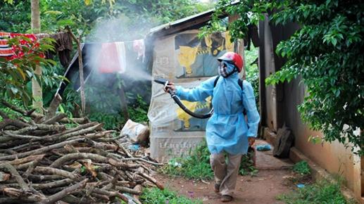 Đẩy mạnh tuyên truyền phòng, chống dịch bệnh sốt xuất huyết