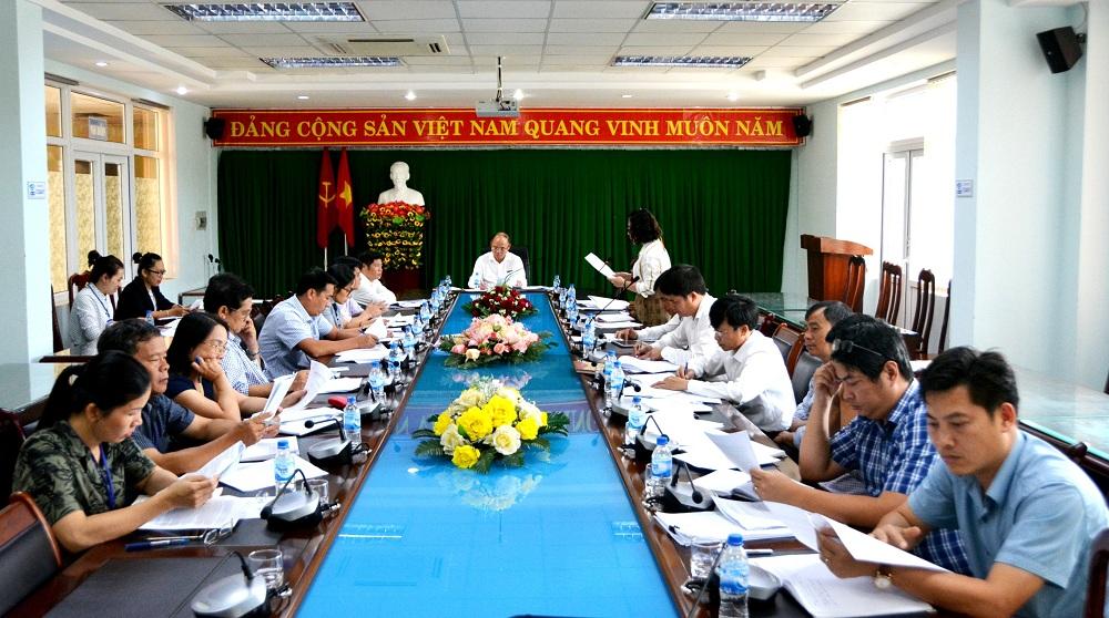 Thành phố Buôn Ma Thuột: Hội nghị sơ kết công tác thu ngân sách 7 tháng đầu năm và triển khai nhiệm vụ 5 tháng cuối năm 2019.