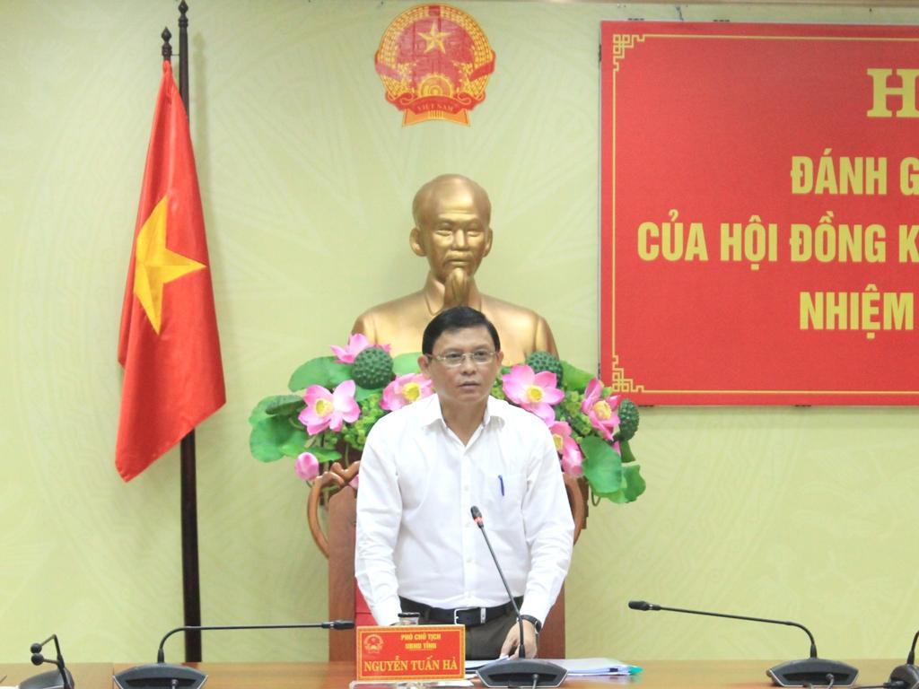 Hội nghị đánh giá 4 năm hoạt động của Hội đồng Khoa học và Công nghệ tỉnh Đắk Lắk