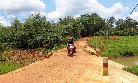 Chuẩn bị đầu tư dự án: Đường liên huyện từ xã Hòa Hiệp, huyện Cư Kuin đi xã Băng ADrênh, huyện Krông Ana