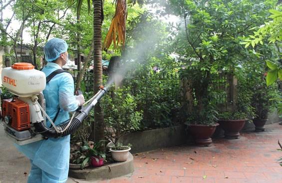 Phòng chống sốt xuất huyết 5 tháng cuối năm 2019 tỉnh Đắk Lắk