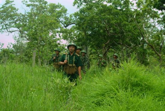 Kiểm tra, rà soát việc chuyển mục đích sử dụng đất rừng đặc dụng.