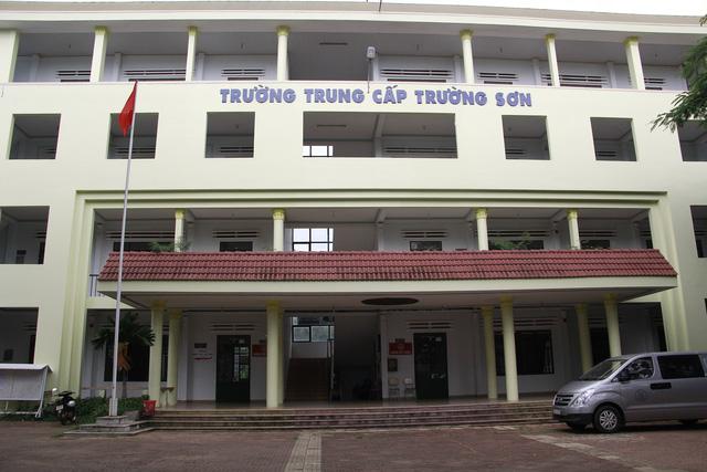 Chủ trương liên kết đào tạo (lần 2) Trường Trung cấp Trường Sơn năm 2019.