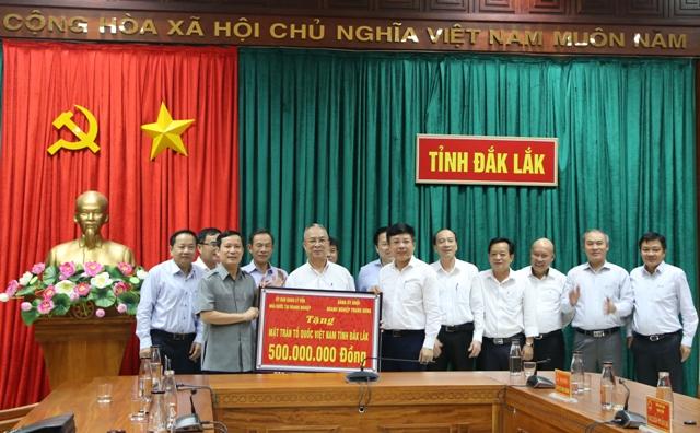Đắk Lắk làm việc với Ủy ban Quản lý vốn nhà nước tại doanh nghiệp
