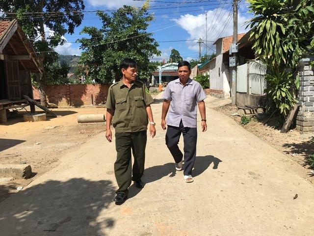 Công an xã Cư M'ta, huyện M'Drắk: Nỗ lực trong xây dựng phong trào Toàn dân bảo vệ an ninh Tổ quốc