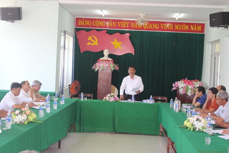 Huyện Lắk sơ kết công tác thực hiện quy chế dân chủ ở cơ sở 6 tháng đầu năm 2019.