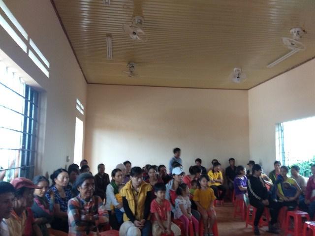"""Hội LHPN xã Ea Kuếh, huyện Cư M'gar truyền thông chủ đề """"An toàn cho Phụ nữ và trẻ em"""" năm 2019"""