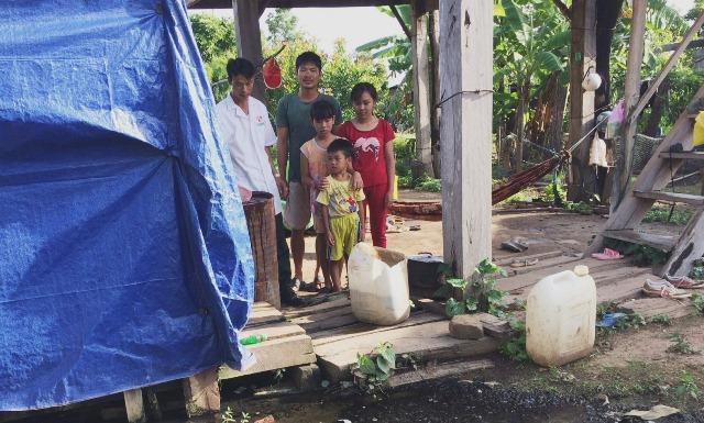 Bộ đội Biên phòng tỉnh Đắk Lắk tăng cường công tác phòng, chống bệnh sốt xuất huyết