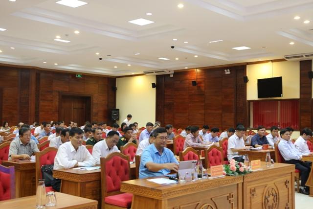 Hội nghị chia sẻ kinh nhiệm chỉ đạo, quản lý và hỗ trợ phát triển hợp tác xã tỉnh.