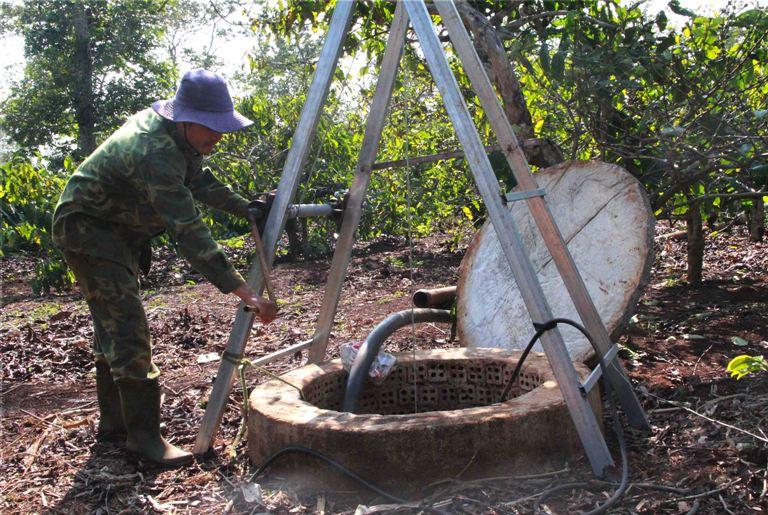 Đắk Lắk nỗ lực phòng chống hạn hán bảo vệ sản xuất nông nghiệp.