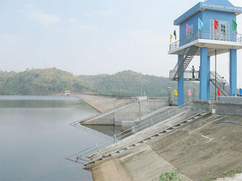 Quyết định phê duyệt báo cáo sửa chữa công trình Hồ Ea Júk 1