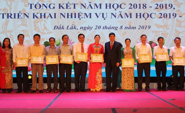 Ngành Giáo dục triển khai nhiệm vụ năm học 2019-2020