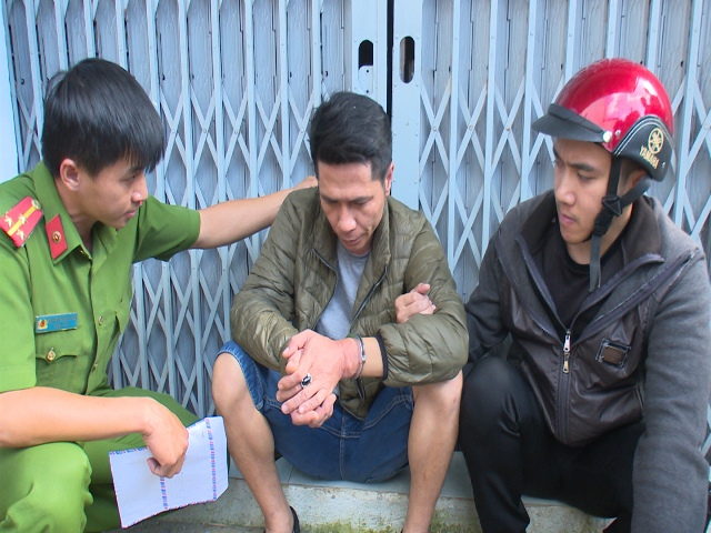 Bắt đối tượng đưa ma túy từ Nghệ An vào Đắk Lắk