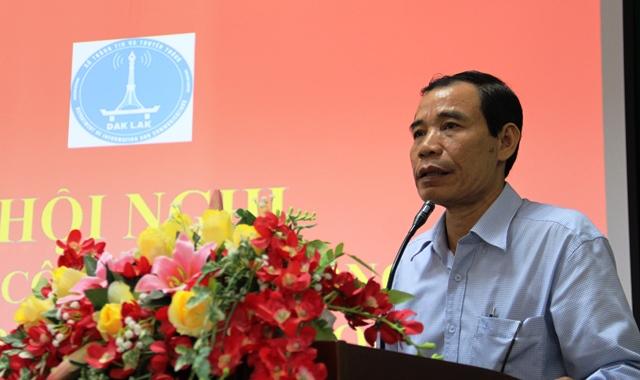 Hội nghị tập huấn công tác thông tin, tuyên truyền về chủ quyền biển, đảo Việt Nam