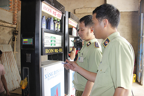 Chấm dứt hoạt động dự án Cửa hàng kinh doanh xăng dầu Việt Khôi tại xã Cư Êbur, thành phố Buôn Ma Thuột của Công ty TNHH tư vấn xây dựng Việt Khôi