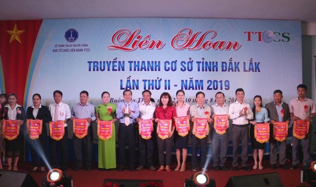 Khai mạc Liên hoan Truyền thanh cơ sở tỉnh Đắk Lắk lần thứ II – năm 2019