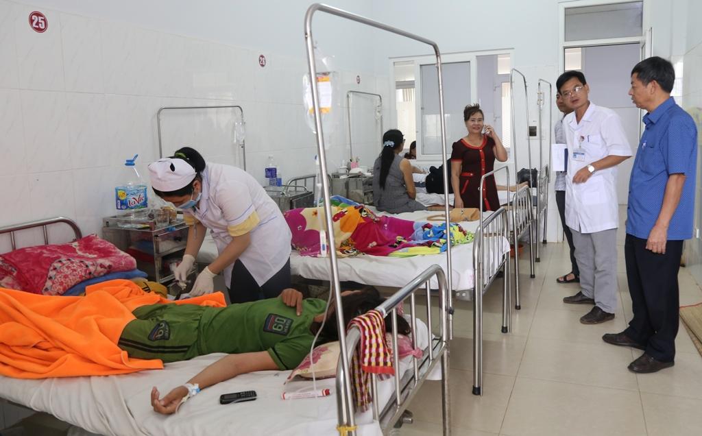 Bệnh nhân sốt xuất huyết tại Đắk Lắk chiếm 50% tổng ca bệnh của toàn vùng Tây Nguyên