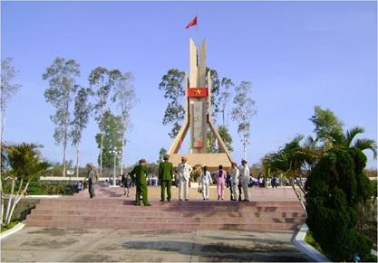 Phê duyệt kế hoạch lựa chọn nhà thầu công trình Nghĩa trang Liệt sỹ huyện Krông Ana