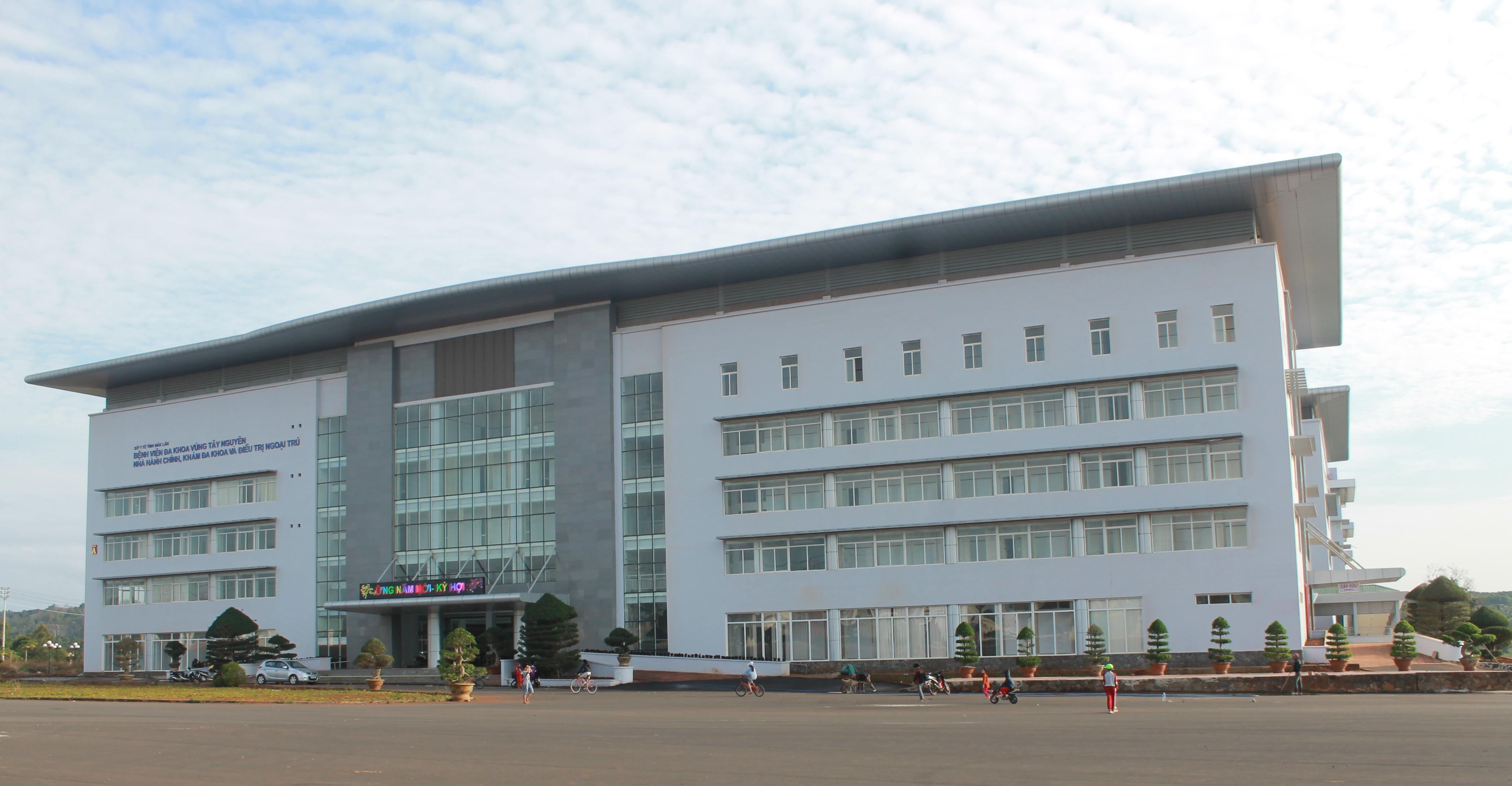 Gia hạn thời gian thực hiện hợp đồng thi công xây dựng công trình Bệnh viện Đa khoa huyện Krông Búk thuộc dự án Chăm sóc sức khỏe Nhân dân