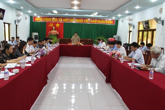 Đoàn Đại biểu Quốc hội tỉnh Đắk Lắk giám sát tại huyện Buôn Đôn