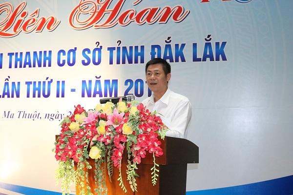 Huyện Cư M'gar đạt giải Nhất toàn đoàn Liên hoan Truyền thanh cơ sở tỉnh Đắk Lắk lần thứ II năm 2019