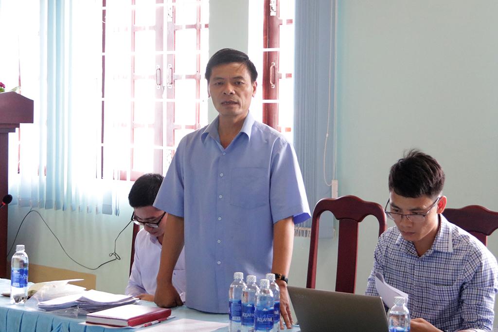 Huyện Krông Bông: Khó khăn trong triển khai thực hiện cơ chế một cửa, một cửa liên thông