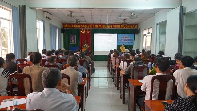 Sở Y tế Đắk Lắk tổ chức tập huấn về chẩn đoán, điều trị bệnh sốt xuất huyết Dengue