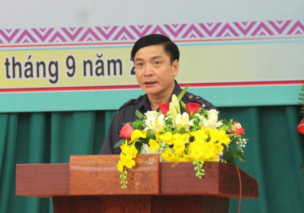 Trường THPT Chuyên Nguyễn Du khai giảng năm học mới 2019-2020