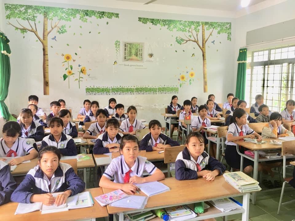 Ngành giáo dục huyện M'Đrắk sẵn sàng cho năm học mới 2019-2020