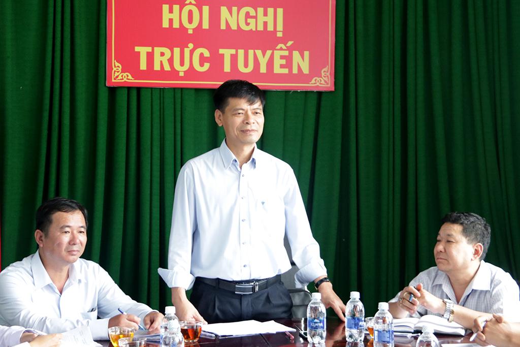 Kiểm tra công tác cải cách hành chính tại huyện Ea Kar