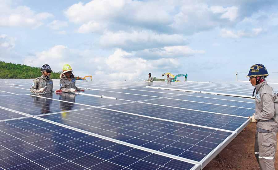 Khảo sát, xác định nhu cầu đầu tư cấp điện từ nguồn năng lượng tái tạo