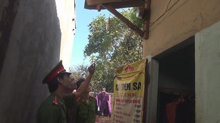 Nâng cao hiệu quả phòng cháy chữa cháy trong khu dân cư
