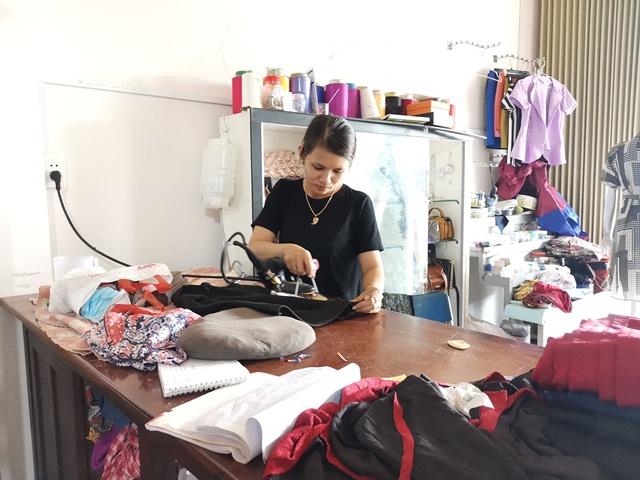 Hiệu quả từ phong trào phụ nữ khởi nghiệp, khởi sự kinh doanh ở huyện M'Đrắk