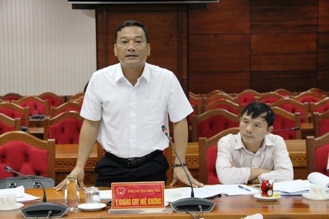 UBND tỉnh làm việc với Đoàn công tác của Ban Kinh tế Trung ương