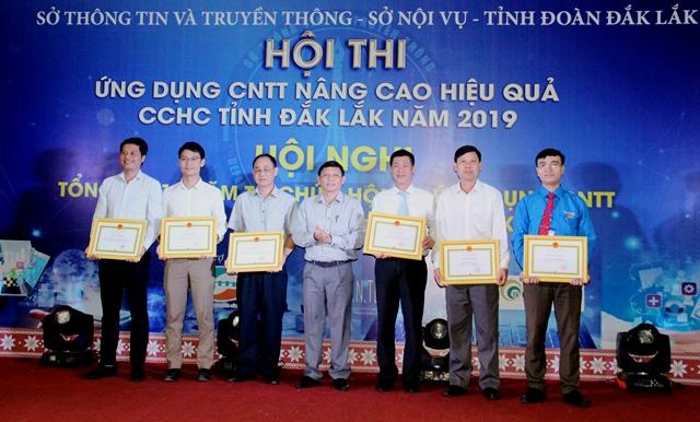 Tổng kết 10 năm Hội thi ứng dụng công nghệ thông tin trong cán bộ, công chức tỉnh Đắk Lắk (2010- 2019)