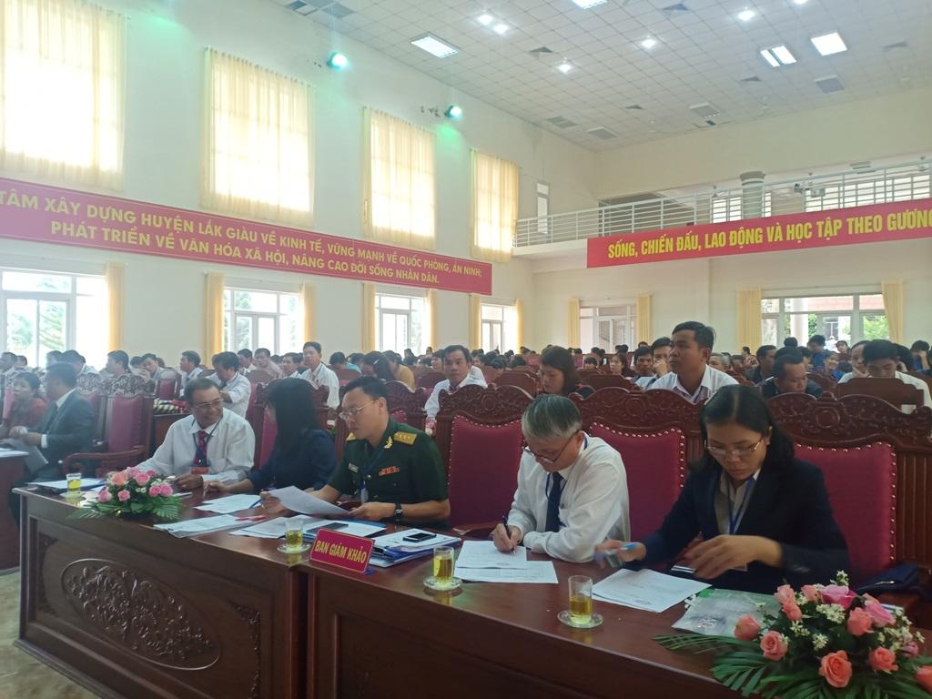 Sôi nổi Hội thi Báo cáo viên giỏi huyện Lắk năm 2019