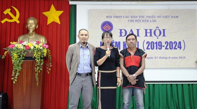 Đại hội nhiệm kỳ VI (2019-2024) Chi hội Văn học thiểu số Việt Nam tại Đắk Lắk