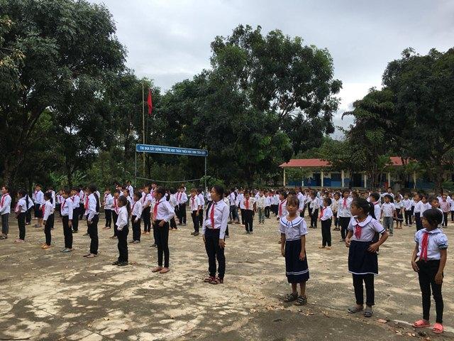 Hành trình gieo chữ ở Trường Tiểu học Bùi Thị Xuân