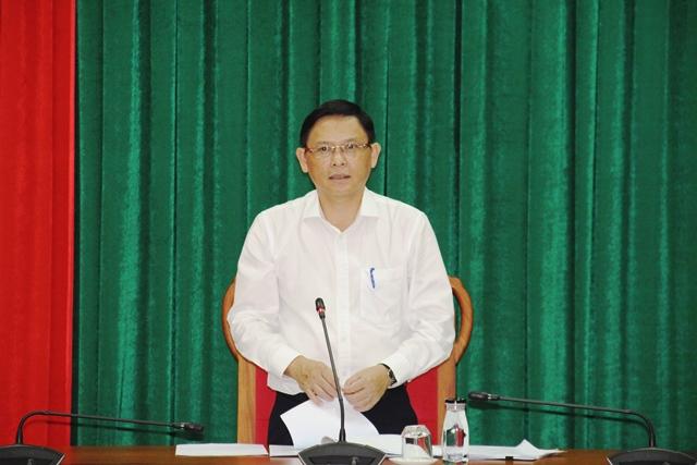 Họp triển khai công tác chuẩn bị tổ chức Ngày hội khởi nghiệp tỉnh Đắk Lắk năm 2019
