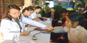 Phê duyệt kế hoạch lựa chọn nhà thầu công trình nâng cấp các Trạm Y tế xã thuộc huyện Krông Búk