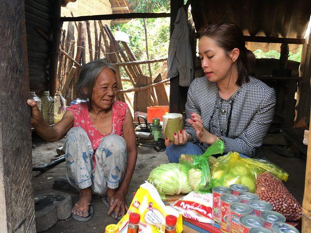 Kết nối yêu thương đến với những mảnh đời bất hạnh tại xã Cư San, huyện M'Drắk