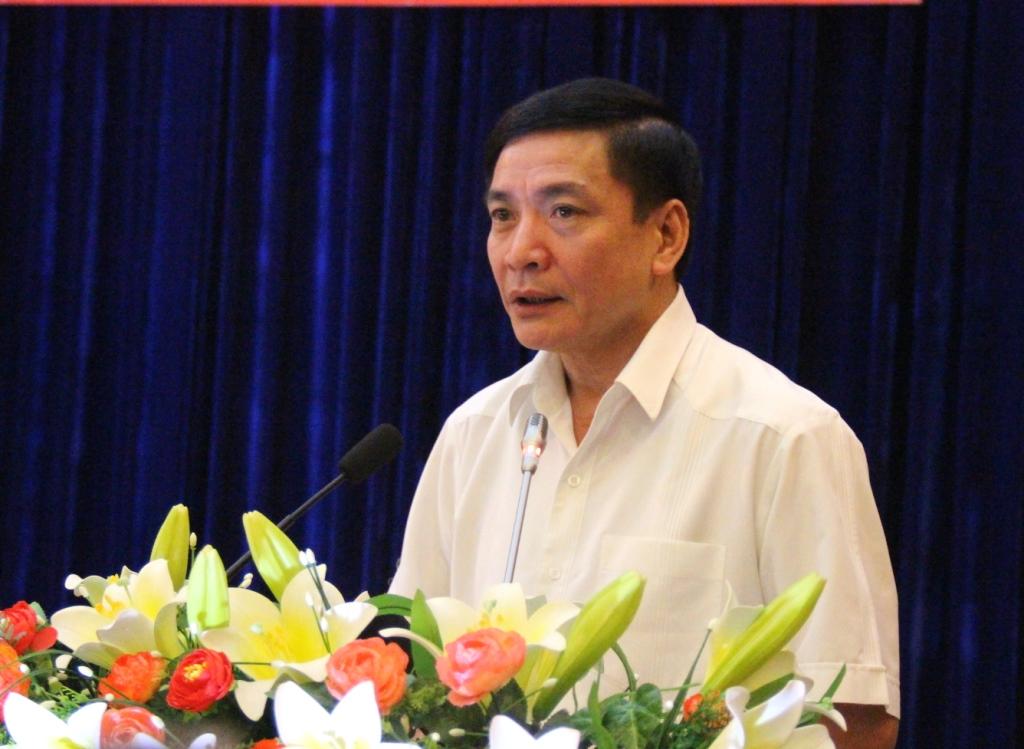 Quán triệt, triển khai thực hiện Chỉ thị của Bộ Chính trị về đại hội Đảng bộ các cấp tiến tới Đại hội đại biểu toàn quốc lần thứ XIII của Đảng