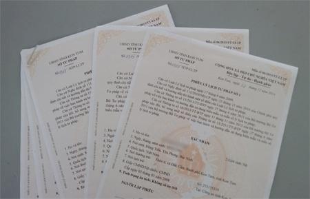 Kế hoạch triển khai đăng ký cấp Phiếu lý lịch tư pháp trực tuyến, trả kết quả cấp Phiếu lý lịch tư pháp qua dịch vụ bưu chính trên địa bàn tỉnh Đắk Lắk
