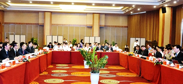 """Seminar on """"Strengthening cooperation between the Central Highlands localities and Japan"""""""