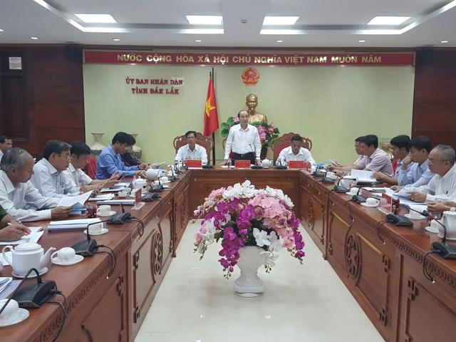 Hội nghị sơ kết tình hình triển khai thực hiện các chương trình mục tiêu quốc gia 9 tháng năm 2019.