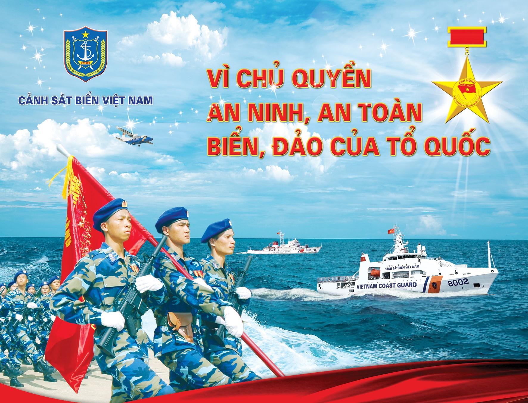 Ban hành Kế hoạch triển khai thực hiện Đề án tuyên truyền, phổ biến Luật Cảnh sát biển Việt Nam giai đoạn 2019-2023