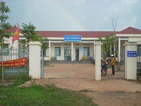 Phê duyệt kế hoạch lựa chọn nhà thầu công trình Nâng cấp, cải tạo Trạm Y tế xã Cư Kbang, huyện Ea Súp