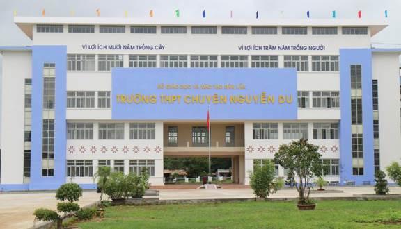 Phê duyệt Kế hoạch lựa chọn nhà thầu công trình: Trường THPT chuyên Nguyễn Du thuộc Chương trình phát triển giáo dục trung học, giai đoạn 2